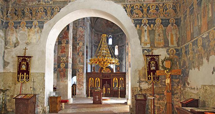 Novo Hopovo monastery, Vojvodina, Serbia by Pecold, Shutterstock