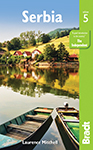 Serbia the Bradt Travel guide by Laurence Mitchell
