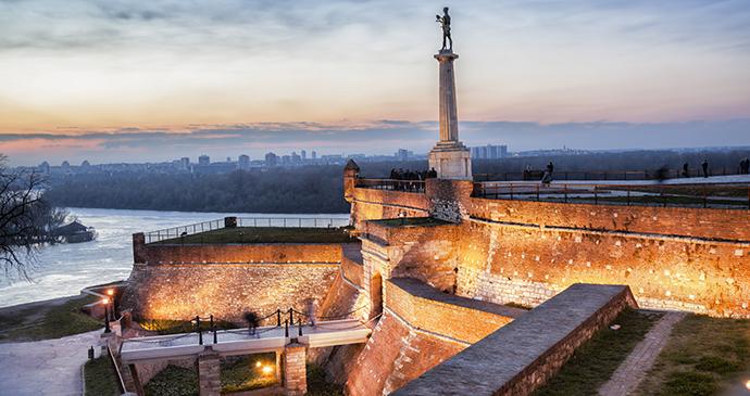 Pobednik, Belgrade, Serbia by Samot, Shutterstock