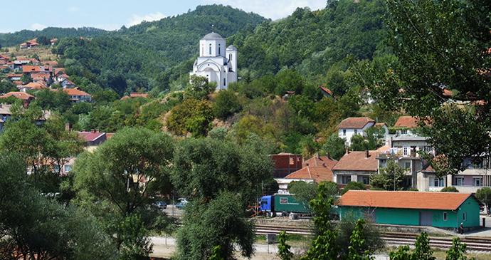 Vladicin Han, Serbia by Pudelek, Wikimedia Commons
