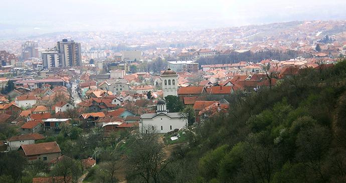 Vranje, Serbia by Wlodzimierz, Wikimedia Commons