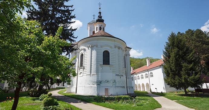 Vrdnik monastery, Vojvodina, Serbia by Slavica Stajic, Shutterstock