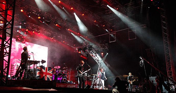 Duran Duran Exit Festival Serbia