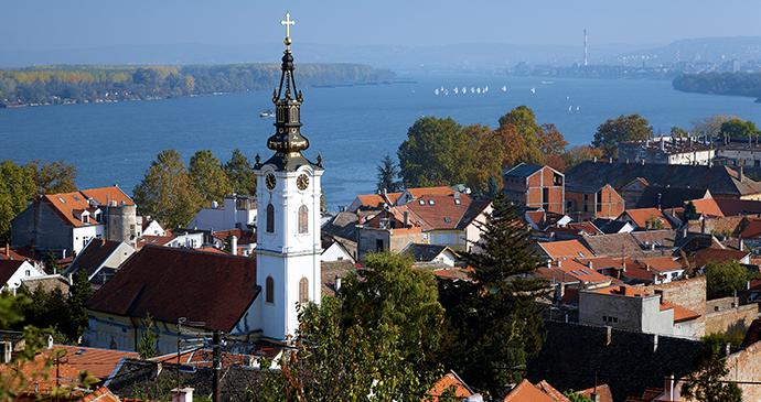 Belgrade Serbia by jose, Shutterstock