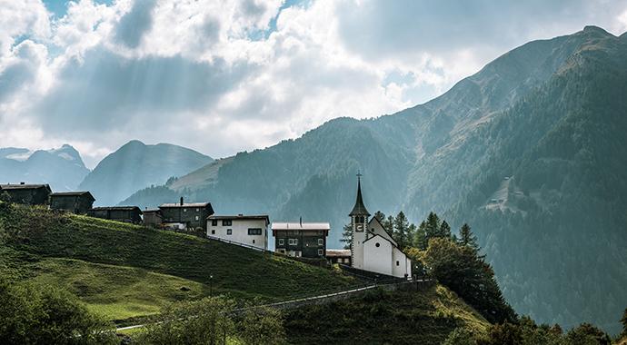 Binn village Switzerland by Andre Meier Switzerland Tourism