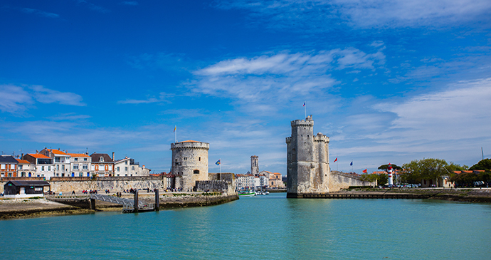 La Rochelle, The Vendée, France by Oleg Bakhirev, Shutterstock