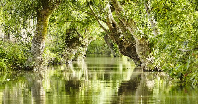 Marais Poitevin, the Vendée, France by A.Lamoureux, Vendée Expansion Pôle Tourisme