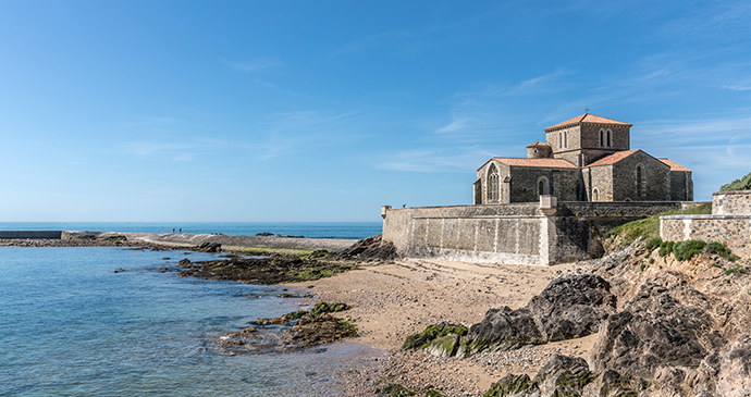 Les Sables-d'Olonne, the Vendée, France by Thomas Pajot, Shutterstock