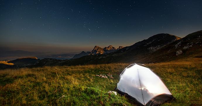 Camping Via Dinarica by Adnan Bubalo
