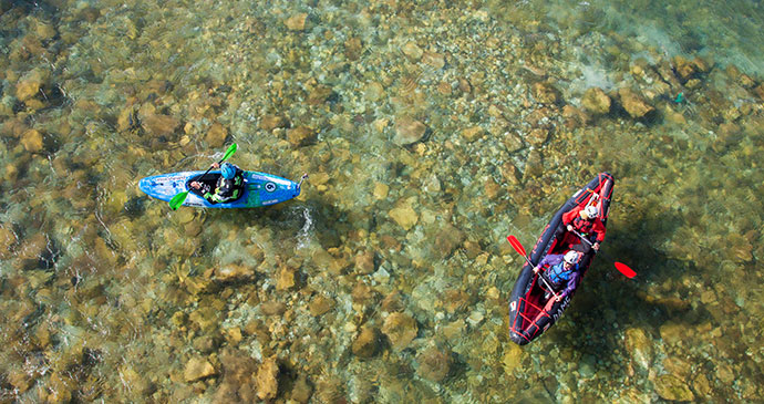 Kayaking Dinaric Alps Via Dinarica Bosnia by Kenan Muftic