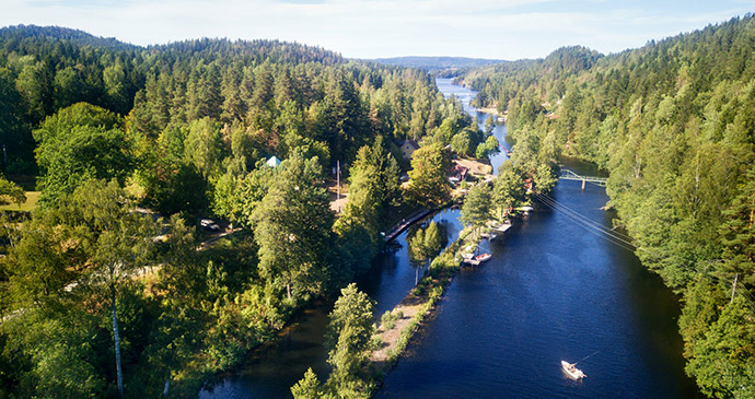 Dalsland, West Sweden by Roger Borgelid, vastverige.com