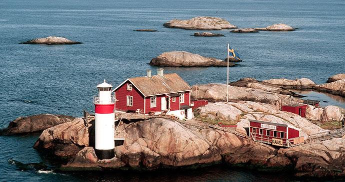 Gothenburg Archipelago West Sweden Europe by Jorma Valkonen West Sweden Tourist Board