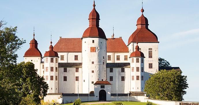 Läckö slott, Sweden © Roger Borgelid