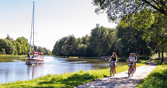 Gota Canal West Sweden vastverige.com
