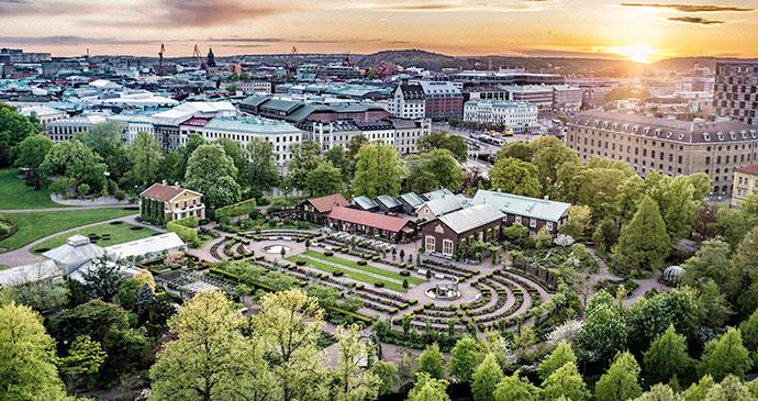 Gothenburg Sweden by West Sweden Tourist Board