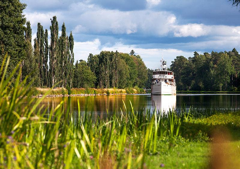 Göta Canal West Sweden by Gaby Karlsson Hain West Sweden Tourist Board
