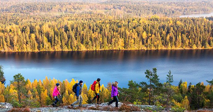 Hike Dalsland West Sweden by Roger Borgelid