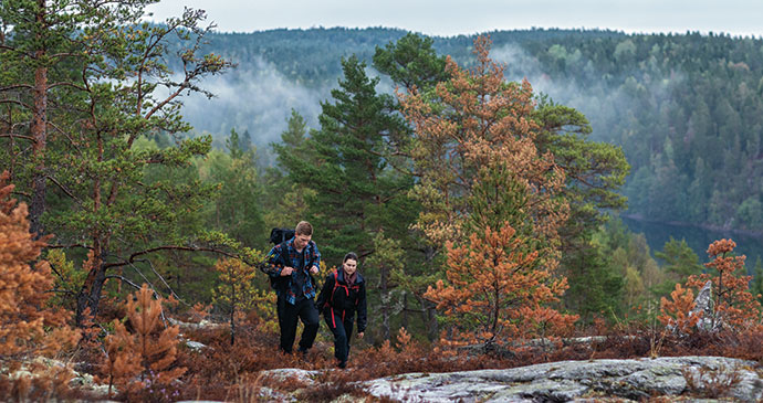 Pilgrims Trail Dalsland Sweden Henrik Trygg West Sweden Tourist Board