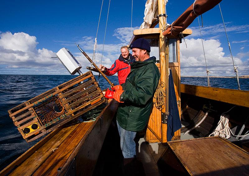 Seafood safari West Sweden by Frank Heuer, West Sweden Tourist Board