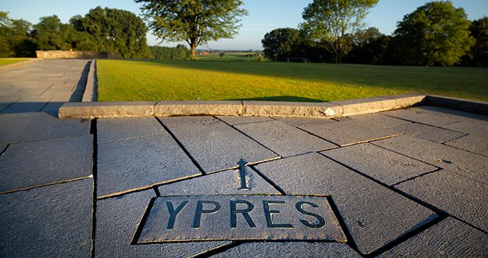Hill 62 Sanctuary Wood Ypres Flanders Belgium by Milo Profi, Visit Flanders