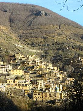 masouleh village gilan iran by maria oleinik