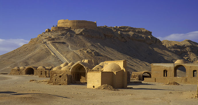 Dakhmeh, near Yazd, Iran © Aruza, Shutterstock