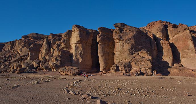Timna Park Arava Desert Israel by Dafna Tal, IMOT