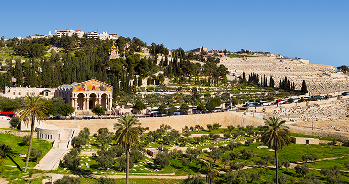 Church of All Nations Jerusalem Israel by rasika108, Shutterstock