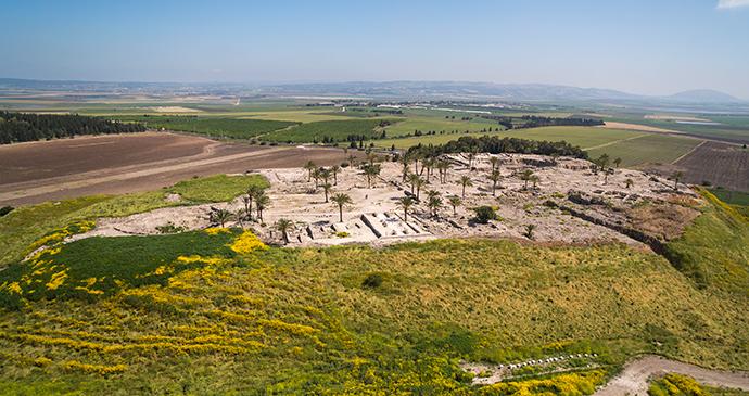 Tel Meggido Armageddon Israel by Itamar Grinberg, IMOT