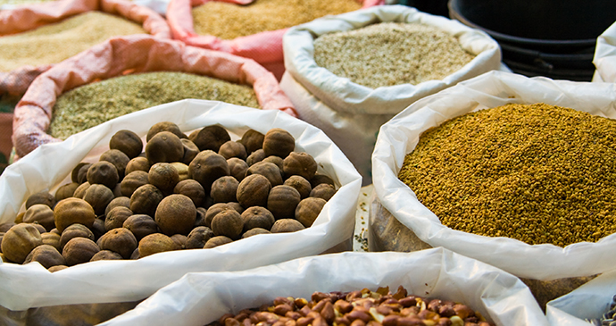 Produce, suq, Oman by Oman Ministry of Tourism