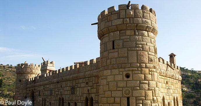 Moussa Castle, Lebanon © Paul Doyle