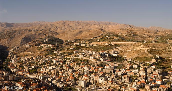 Zahlé, Bekaa Valley, Lebanon © Paul Doyle