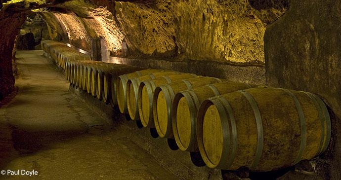 Ksara Winery near Zahle, Bekaa Valley, Lebanon © Paul Doyle