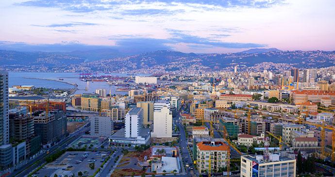 Beirut city break Lebanon Ministry of Tourism