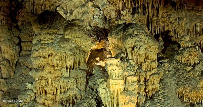 Jeita Grotto Lebanon © Paul Doyle