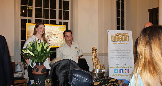 Cheetah Conservation Fund, A Cheetah's Tale by Laura Pidgley