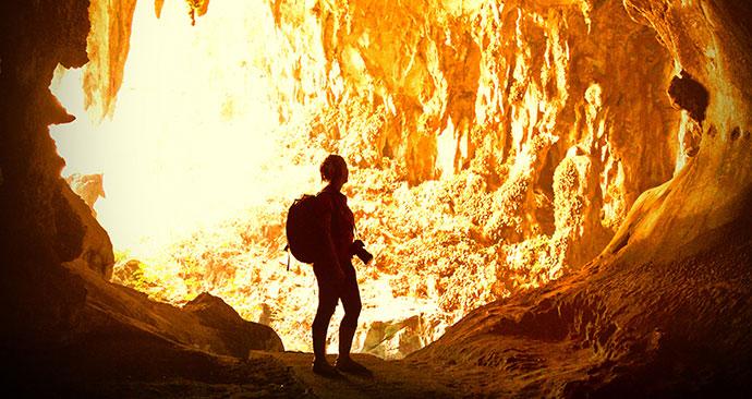 Caves of Sarawak, Borneo © Shutterstock