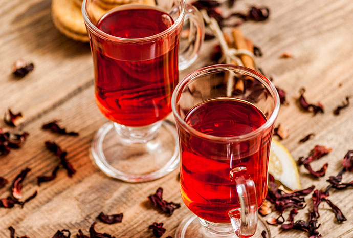 Sorrel hibiscus tea Dominica by stockfoto, Shutterstock