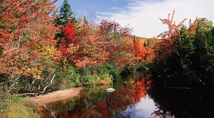 Fall autumn Nova Scotia Canada by Nova Scotia Tourism