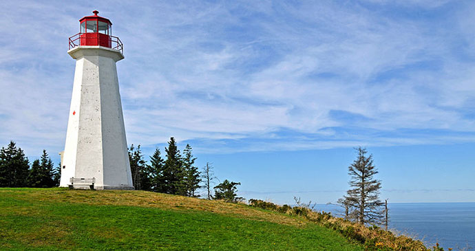 Cape George Nova Scotia Canada by Dennis Jarvis