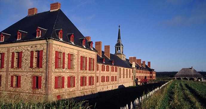 Fortress of Louisbourg Nova Scotia Canada by Tourism Nova Scotia