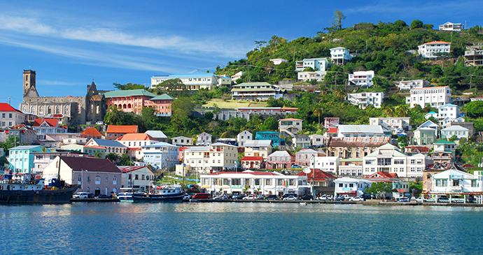 St George's Grenada by Laszlo Halasi, Shutterstock