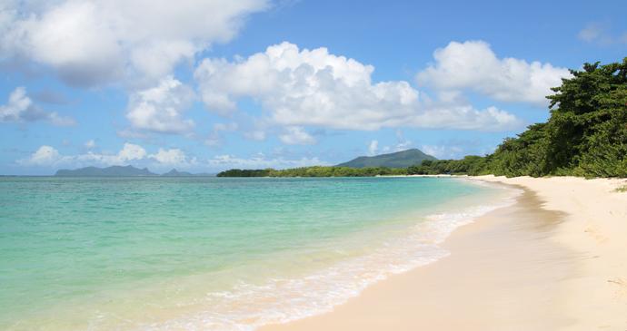 Paradise beach, Grenada by Celia Sorhaindo