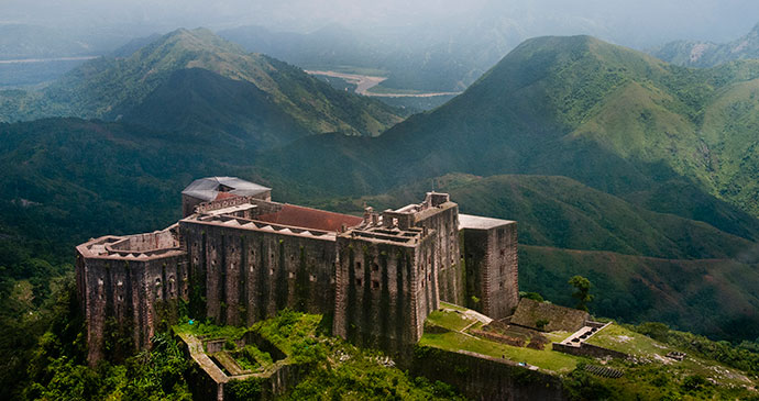 Citadelle Henry by Experience Haiti