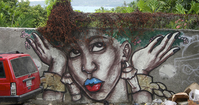 Street art by Jerry photo by Louise Rivard