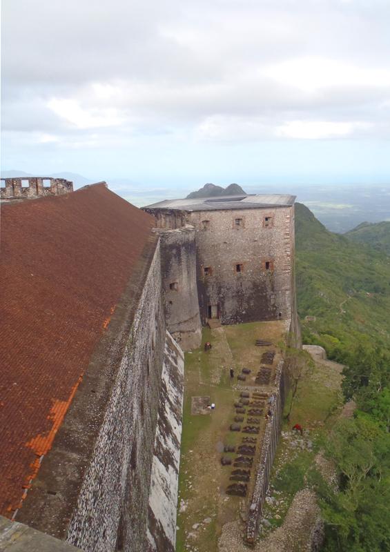 Citadelle la Ferrière, Haiti by Paul Clammer