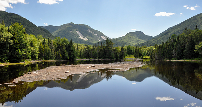 Adirondack Mountains USA by Hugo Brizard - YouGoPhoto, Shutterstock