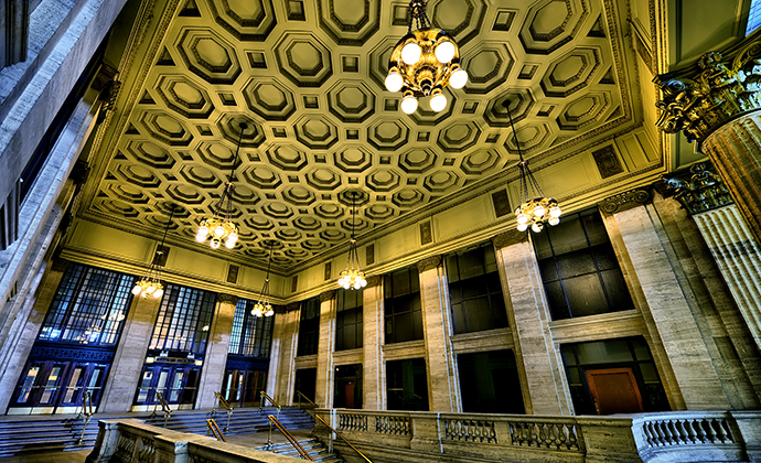 Union Station Chicago USA by Paul Saini Shutterstock