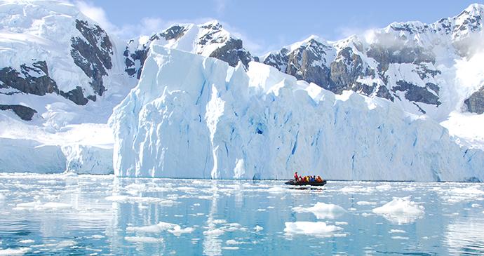 Boat trip Antarctica by Matt Berger Shutterstock