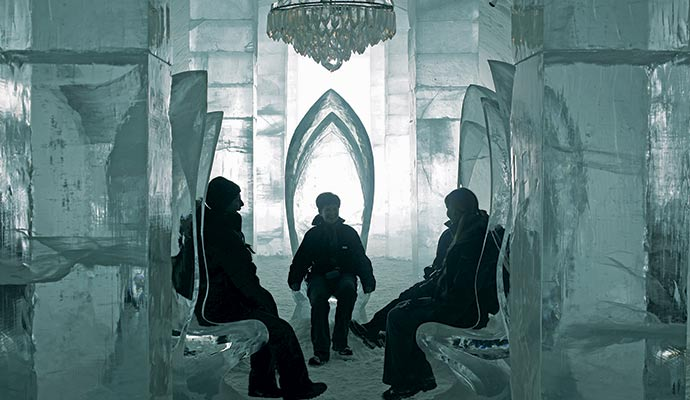 Icehotel Sweden Lapland by Discover the World